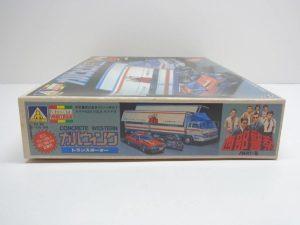西部警察 ガルウィング トランスポーター 旧 アオシマ-02