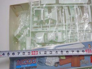 西部警察 ガルウィング トランスポーター 旧 アオシマ-05
