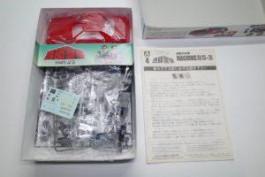 西部警察 No.4 マシン RS-3 マシーン アオシマ 1/24-03