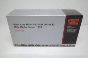 メルセデス 300 SLR W196S Mille Miglia Sieger1955 CMC 1-18◆PM47C -01