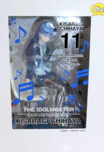 如月千早(きさらぎちはや) アイドルマスター 1-8 完成品 フィギュア Phat!(ファット・カンパニー)-02