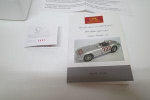 メルセデス 300 SLR W196S Mille Miglia Sieger1955 CMC 1-18◆ -05