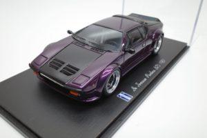 Spark 1/43 スケール ミニカー スパーク 1/43 デトマソ パンテーラ GT5 1981-02