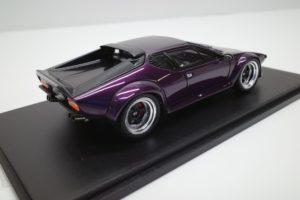 Spark 1/43 スケール ミニカー スパーク 1/43 デトマソ パンテーラ GT5 1981-05