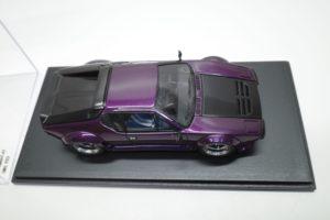 Spark 1/43 スケール ミニカー スパーク 1/43 デトマソ パンテーラ GT5 1981-06