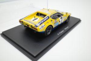 Spark 1/43 スケール ミニカー スパーク 1/43 デトマソ パンテーラ no.7 LM 1975-10