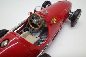 Ferrari フェラーリ 500 F2 1953 DerDoppelweltmeister CMC 1-18◆-08