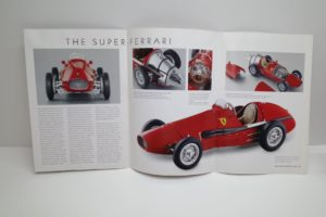 Ferrari フェラーリ 500 F2 1953 DerDoppelweltmeister CMC 1-18Ferrari フェラーリ 500 F2 1953 DerDoppelweltmeister CMC 1/18のカタログ-02