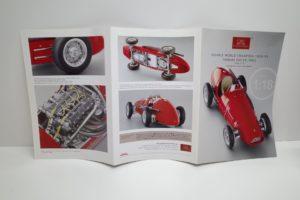 Ferrari フェラーリ 500 F2 1953 DerDoppelweltmeister CMC 1-18Ferrari フェラーリ 500 F2 1953 DerDoppelweltmeister CMC 1/18のカタログ-01