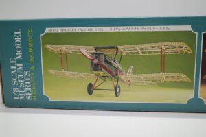 プラモモデル 1/8 ハセガワ ロイヤル エアクラフト ファクトリー S.E.5a-01
