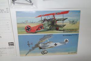 本 冊子 BOOK Fokker Dr. Ⅰ  in action 1098 Aircraft Number 98 -02