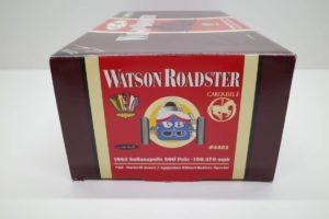 Watson Roadsterロードスター 1962 カルーセル CAROUSEL 1-18- 01