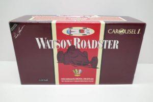 Watson Roadsterロードスター 1962 カルーセル CAROUSEL 1-18- 03