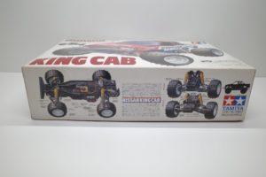 ラジコン RC タミヤ 1/10 日産(ニッサン) キングキャブ KING CAB-04