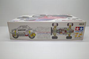ラジコン RC タミヤ 1/10 日産(ニッサン) キングキャブ KING CAB-03
