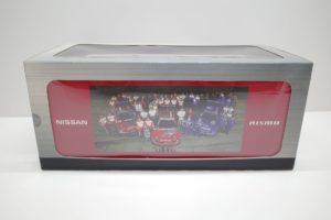 AUTOart  オートアート 1/18 JGTC 2003 GT500 XANAVI NISMO GT-R 700台 限定品- 04