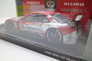 AUTOart  オートアート 1/18 JGTC 2003 GT500 XANAVI NISMO GT-R 700台 限定品- 07