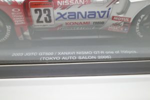 AUTOart  オートアート 1/18 JGTC 2003 GT500 XANAVI NISMO GT-R 700台 限定品- 10