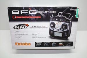 マニアモデル 通信販売 FUTABA フタバ 14CH プロポ 送信機 T8FGS SUPER FASST 2.4GHz◆(ジャンク/訳あり品)中古品【CM-RA-01-A】-01