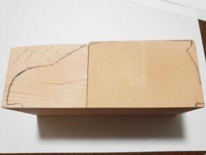 マニアモデルファイル 愛車 旧規格 HA21S/HB11S スズキ アルトワークス の自作 ミニカー 模型作り-型紙合わせ-05