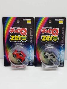 ミニカー 買取事例 チョロQ ZERO スズキ アルトワークス Z-57a/b (HA36S)  -01