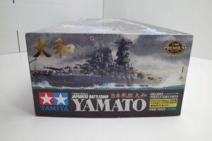 タミヤ 1/350 戦艦 大和 No.25 78025エッチングパーツ付き-01
