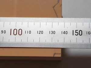 マニアモデルファイル 愛車 旧規格 HA21S/HB11S スズキ アルトワークス の自作 ミニカー 模型作り-寸法確認-02