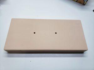 マニアモデルファイル 愛車 旧規格 HA21S/HB11S スズキ アルトワークス の自作 ミニカー 模型作り-台座作り-07
