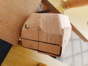 リヤ上部と右側面上部の深彫り -02