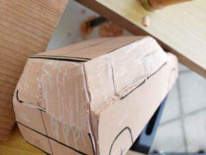 リヤ上部と右側面上部の深彫り -03