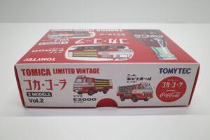 トミカ リミテッド ヴィンテージ コカ・ コーラ 2MODELS Vol.2 TOMYTEC ルートトラック マニアモデル ミニカー 買取事例 (5)
