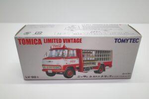 トミカ リミテッド ヴィンテージ T LV-92a ニッサン 3.5トン トラック コカ・コーラ ルートカー-マニアモデル 買取事例 (1)