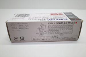トミカ リミテッド ヴィンテージ T LV-92a ニッサン 3.5トン トラック コカ・コーラ ルートカー-マニアモデル 買取事例 (3)