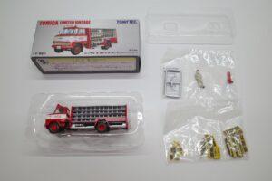 トミカ リミテッド ヴィンテージ T LV-92a ニッサン 3.5トン トラック コカ・コーラ ルートカー-マニアモデル 買取事例 (9)