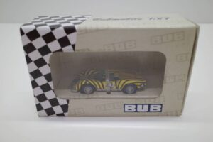 BUB 1-87 XXs PORSCHE ポルシェ Carrera 6 12h Sebring 1967 #42 1000台限定生産-01