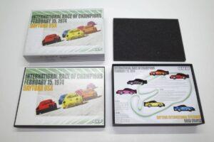 BUB 1-87 XXs Porsche ポルシェ 3.0 6台セット RSR IROC DAYTONA デイトナ-02