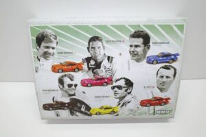 BUB 1-87 XXs Porsche ポルシェ 3.0 6台セット RSR IROC DAYTONA デイトナ-03