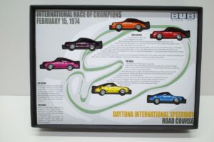 BUB 1-87 XXs Porsche ポルシェ 3.0 6台セット RSR IROC DAYTONA デイトナ-06