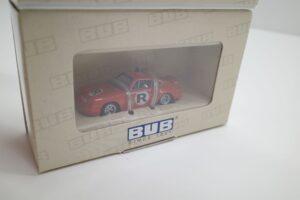 BUB 1/87 XXs PORSCHE ポルシェ 911 Carrera RS 2.7 ONS 1976 #R 限定750pcs -05