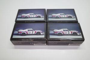 BUB 1/87 XXs ポルシェ Porsche 911 Carrera RSR Turbo 2,1 他 #00 #21/22、オレンジ-02
