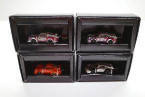 BUB 1/87 XXs ポルシェ Porsche 911 Carrera RSR Turbo 2,1 他 #00 #21/22、オレンジ-01