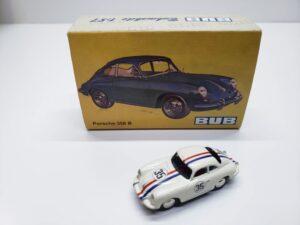 BUB 1/87 バブ Porsche ポルシェ 356B Coupe Racing #35-01