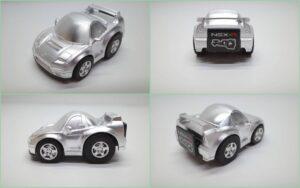 チョロQ 200台限定 Honda ホンダ NSX-R 超精密金属切削ボディ搭載-03