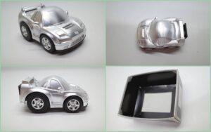 チョロQ 200台限定 Honda ホンダ NSX-R 超精密金属切削ボディ搭載-04