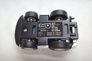 チョロQ 200台限定 Honda ホンダ NSX-R 超精密金属切削ボディ搭載-05