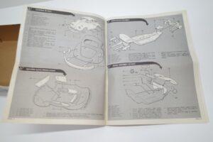 レベル 1-25 Revell 説明書 VW フォルクスワーゲン The BUG バグ ラリー レースカー Rally RaceCar Volkswagen H-1264 -08 (2)