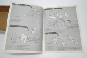 レベル 1-25 Revell 説明書 VW フォルクスワーゲン The BUG バグ ラリー レースカー Rally RaceCar Volkswagen H-1264 -08 (4)