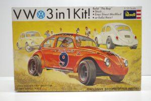 レベル 1-25 Revell VW フォルクスワーゲン The BUG バグ ラリー レースカー Rally RaceCar Volkswagen H-1264 -01