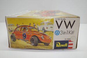 レベル 1-25 Revell VW フォルクスワーゲン The BUG バグ ラリー レースカー Rally RaceCar Volkswagen H-1264 -02