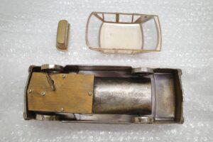 ニュー ニッサン グロリア GLORIA シガレットケース シガーケース オルゴール付き 当時物-06